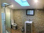 ensuite shower room and WC