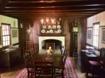 Dining Room Circa 1760