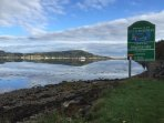 Cottage of Aird - the Beauly Firth