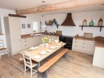 Beautiful rustic styled kitchen/diner
