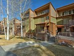 Located inside the Tamarron Lodge, this condo is perfect for a year-round escape to the mountains.