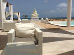 Nearby Budha Beach and horizon swimming pool