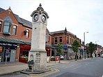 Didsbury Clock Tower