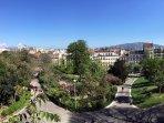 Parc Longchamps et son palais à quelques mètres