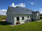 Island View House, the top rated house in Erris!