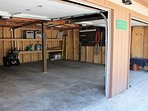 Double Stall Garage