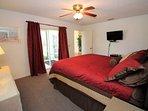 Queen master Bedroom with ensuite