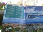 Upon arrival you will receive the Pietermaai Pocket Guide with a map and all restaurants close by.