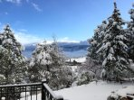 Plenty of Snow to Build a Snowman