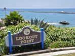Find incredible views at Lookout Point and Inspiration Point, both within walking distance of Jasmine by the Sea!
