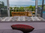 Ocean & Jungle View from Master Suite 2