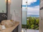 Master Suite 2 Bath and Indoor/Outdoor Shower