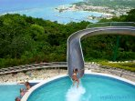 Mystic Mountain is a popular tourist destination and has a great view of Ochi Rios