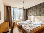 A Comfortable Twin Bedroom.