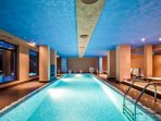 Relax in the Amazing Spa Facilities.