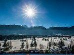 Spectacular Views of the Pirin Mountains.