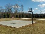 Basketball & shuffleboard