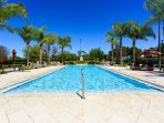Soak up the sun and lounge poolside throughout your stay!