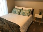 bdrm #3, full size bed
