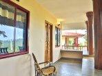 Balcony / Sitout Area