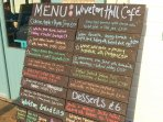 Just one of a huge range of local fabulous cafes, pubs and restaurants.