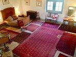 Fragonard bedroom.