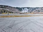 The Deer Valley Resort ski lifts are just minutes from your front door!