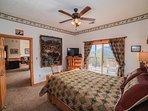 Moose Room with queen bed