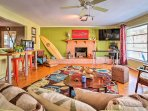 Book your next Florida getaway at this tropical Edgewater home!