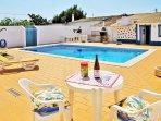 4 bedroom Villa in Mem Moniz, Faro, Portugal : ref 5434708