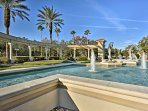 You'll enjoy plenty of R&R right at the resort!