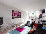 Beautiful and bright 2 bed 2 bath flat in Chelsea