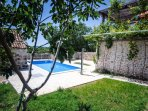 2 bedroom Villa in Mala Cista, Sibensko-Kninska Zupanija, Croatia : ref 5490188