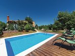 3 bedroom Villa in Valtura, Istria, Croatia : ref 5535620