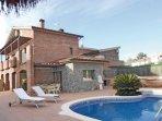 5 bedroom Villa in Terrassa, Catalonia, Spain : ref 5538607