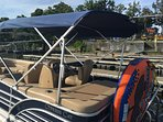 We offer special boat rentals pricing for our guests. Not included with lodging.