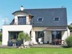 4 bedroom Villa in Plouarzel, Brittany, France : ref 5438432