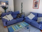 Apartment Azul with free Wi Fi (Wi Fi not in apartment until September 18)
