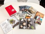 Wide collection of cookery books, culinary inspiration for all tastes!