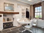 Trengrove has all you need for great dining in a traditional Cornish cottage atmosphere.