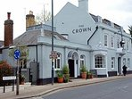 The Crown Pub St Margarets