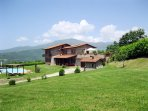 3 bedroom Apartment in Caprignana, Tuscany, Italy : ref 5447185