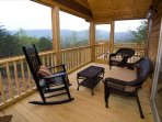 Above It All Screened Porch