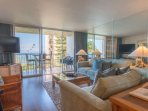 Welcome to Royal Kahana 407...relax and take in the gorgeous ocean views and breezes.