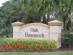 Oak Hammock Subdivision