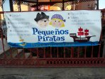 Little Pirates play centre for children at La Reserva de Marbella