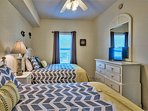 Majestic Sun 905B - Guest Bedroom with Two Full Size Beds