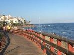 6 KILOMETER LITTORAL PATH NEXT TO THE SEA
