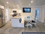 Large 60 inch flat screen TV for all to enjoy-Wifi Throughout-1 Bayberry Lane Eastham Cape Cod - New England Vacation...