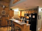 Fully equipped kitchen including dishwasher etc